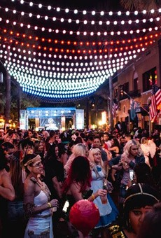 Every Halloween party and event happening in Orlando this week