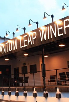 Do yoga then drink wine to benefit Puerto Rico hurricane relief at Quantum Leap Winery