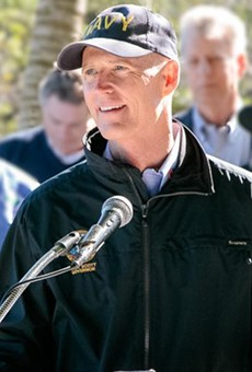 Gov. Scott's office says the federal gov't. will reimburse Florida for Maria relief spending
