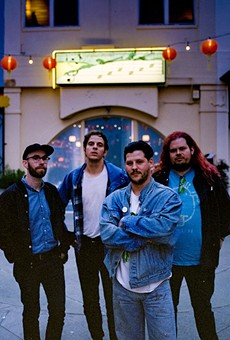 Wavves paddle out to uncharted musical waters at the Beacham
