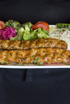 At Altamonte's Turkish Bar and Grill, kebabs delight