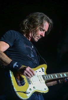 Rick Springfield is playing a free show in downtown Orlando this weekend