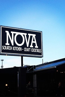 Nova Restaurant in Ivanhoe Village closing