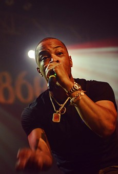 Rapper T.I. to play the post-game party at the Florida Classic