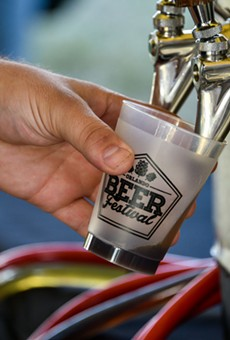 Orlando Beer Festival is the ultimate day in the park for beer lovers