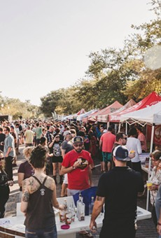 Tom and Dan celebrate annual Bad at Business Beerfest in Sanford this weekend