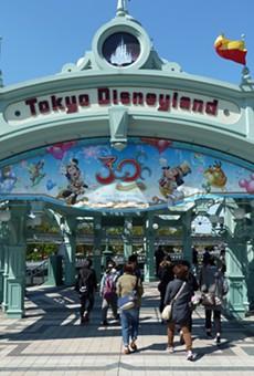 Disney might be working to help Tokyo steal one of Orlando's biggest claims to fame