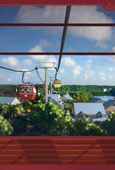 Disney releases images of new Skyliner gondola coming to Walt Disney World