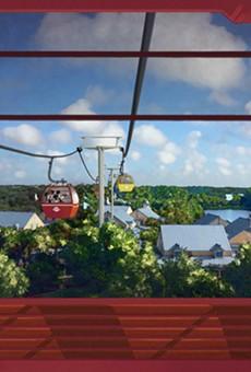 Disney releases images of new Skyliner gondola coming to Walt Disney World