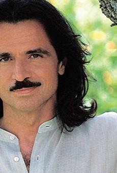 Yanni to make Orlando his own personal Acropolis in 2018