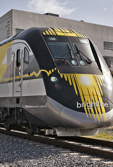 Brightline train gets final federal approval to connect Orlando to Miami