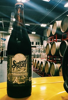 Roque Pub celebrates porter season with the release of Coppertail Brewing's Seasonal Relief