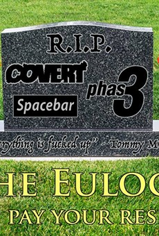 End of an era as Phas3 – formerly Spacebar and Covert – closes for good