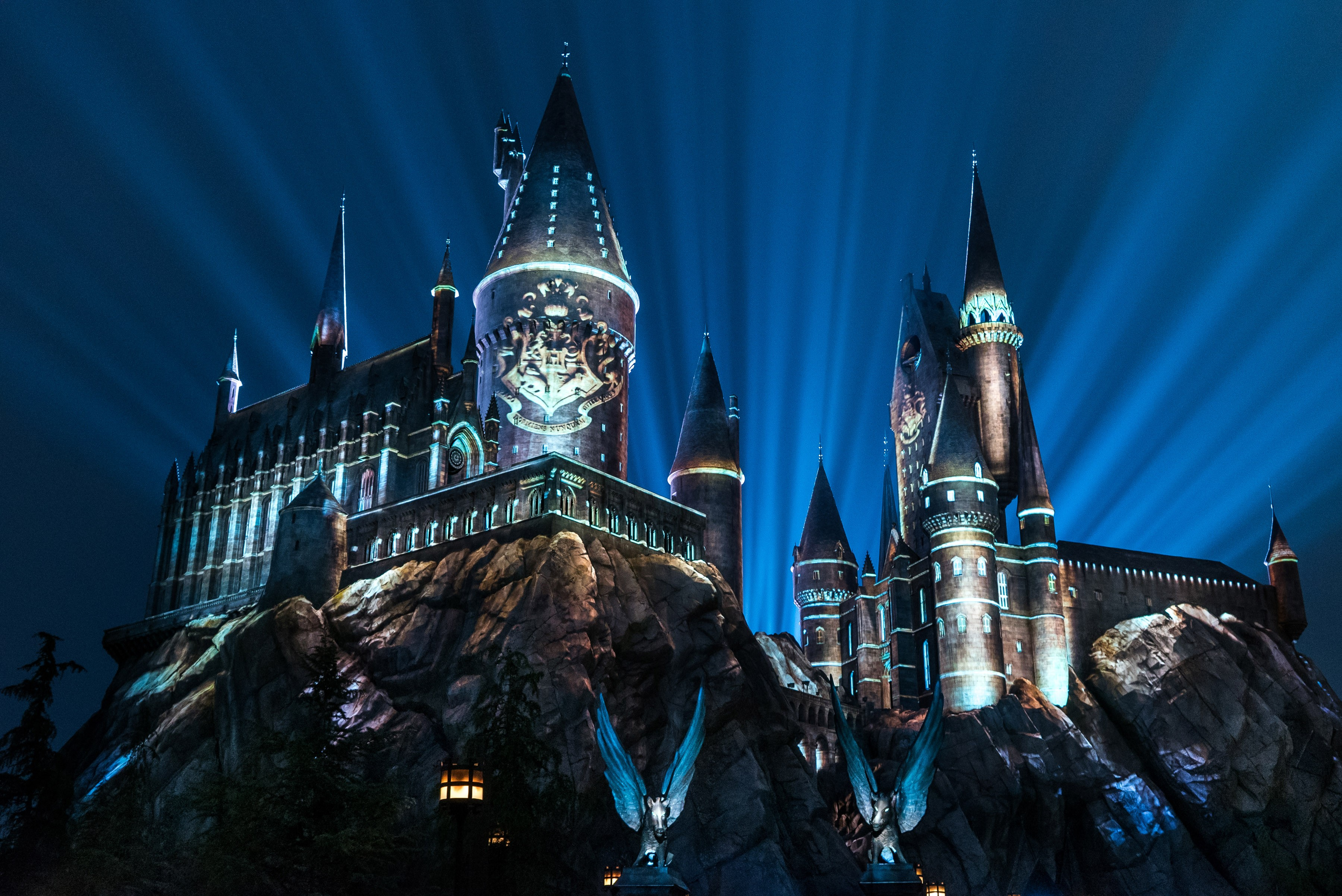 Universal Will Debut New Harry Potter World Projection Show