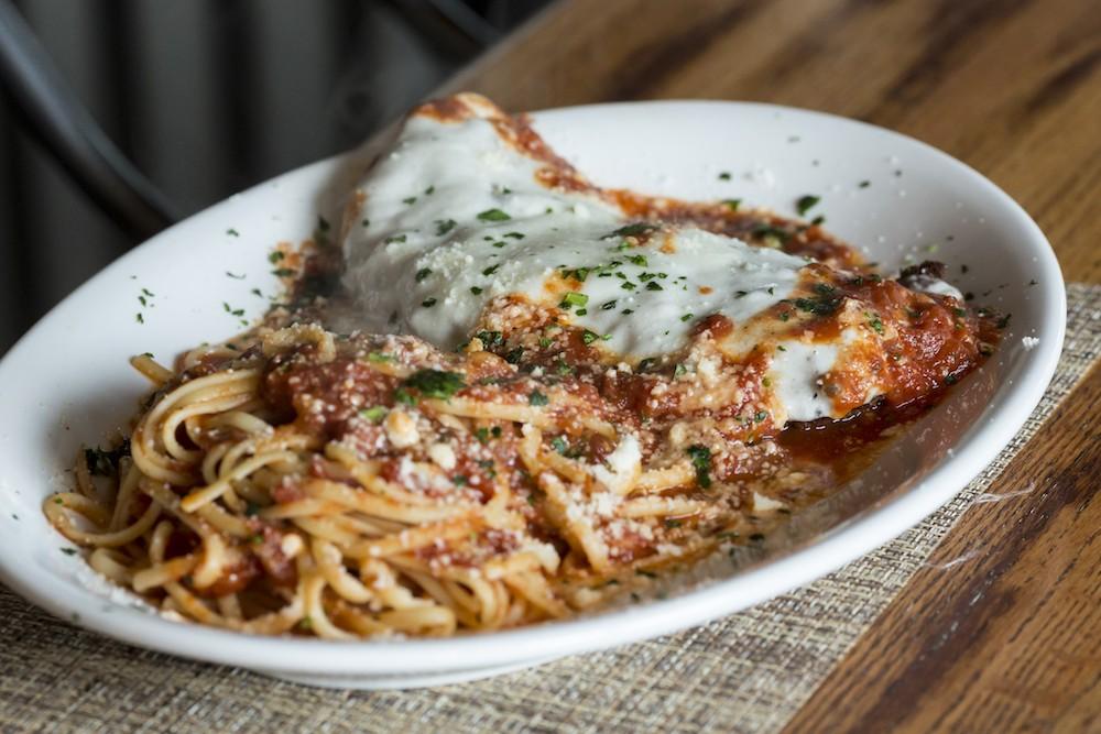 Peppino S Pizza: Peppino's Italian Kitchen Cuts A Nice Figure In The