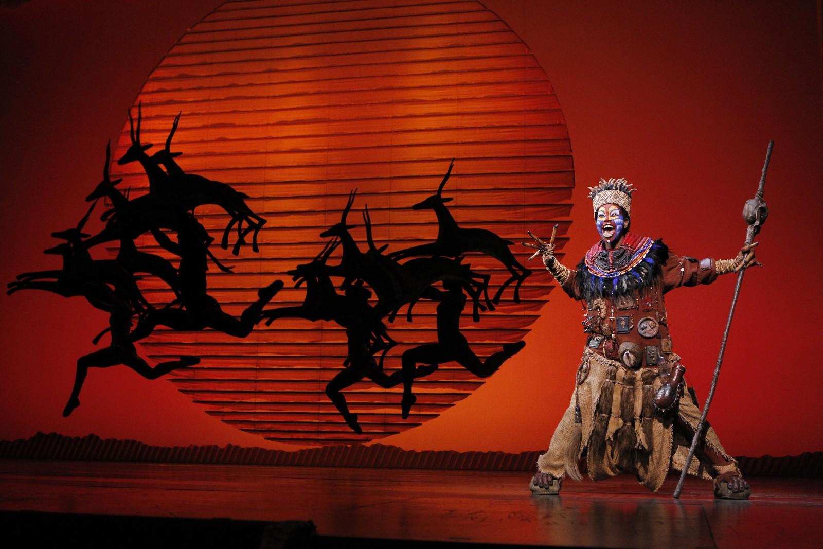 Currently running at orlando s dr phillips center the lion king