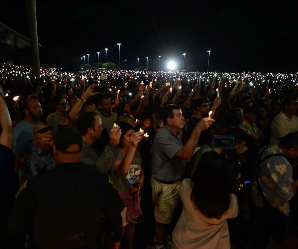 Florida High School Shooting: Winter Park Church Will Hold Vigil Tonight For Parkland