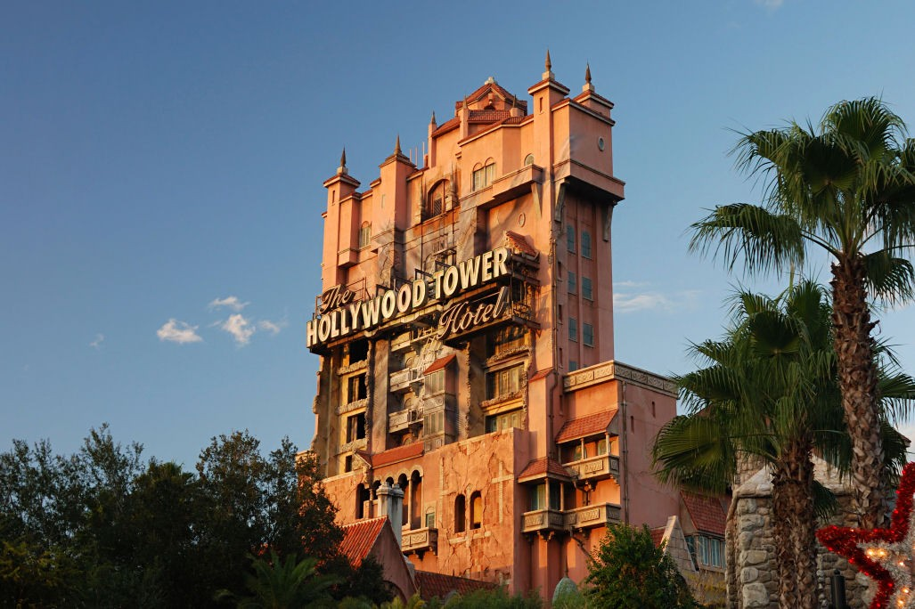 the tower of terror could be the next big ride to get updated at