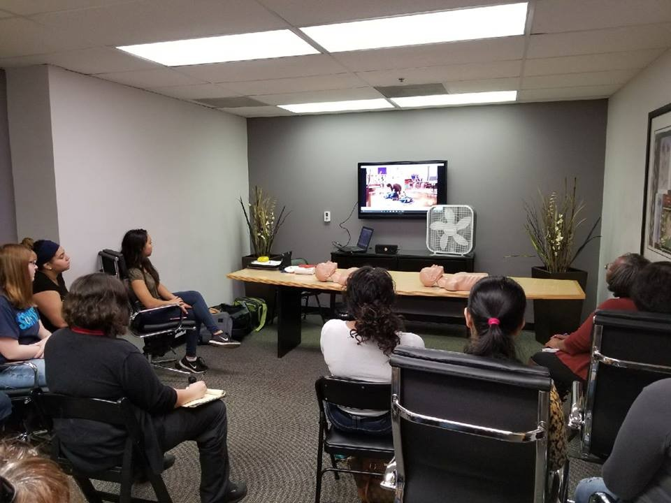 American Heart Association Cpr Class Learning Family Orlando Weekly