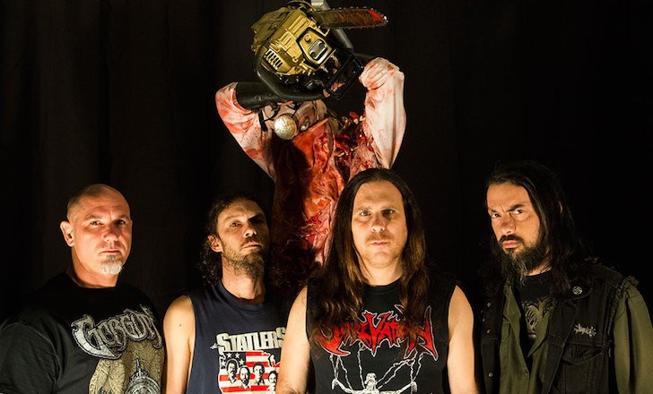 Exhumed - PHOTO VIA EXHUMED/BANDCAMP