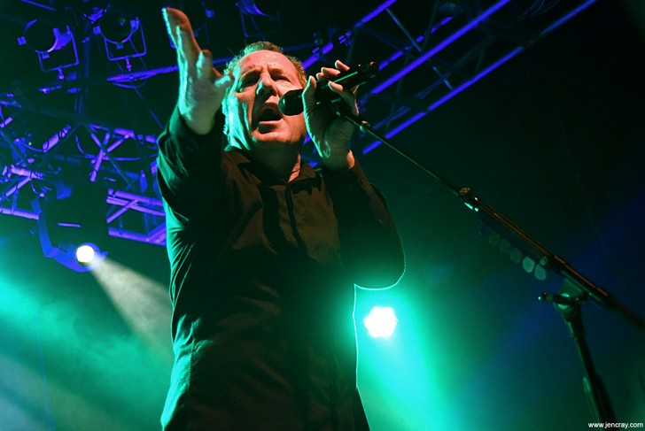 Orchestral Manoeuvres in the Dark at the Beacham - JEN CRAY