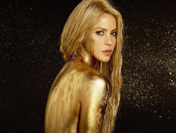 Shakira - PHOTO VIA SHAKIRA/FACEBOOK