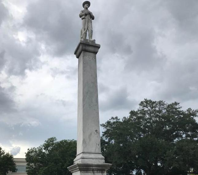 Orlando confederate monument