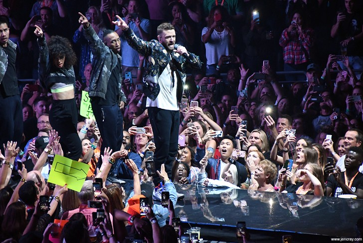 Justin Timberlake's Orlando show was the highest-grossing concert at