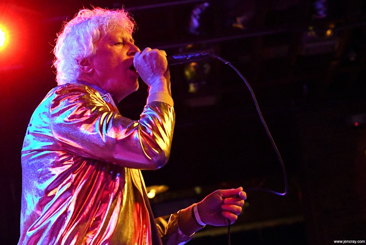 Guided by Voices at the Social - JEN CRAY