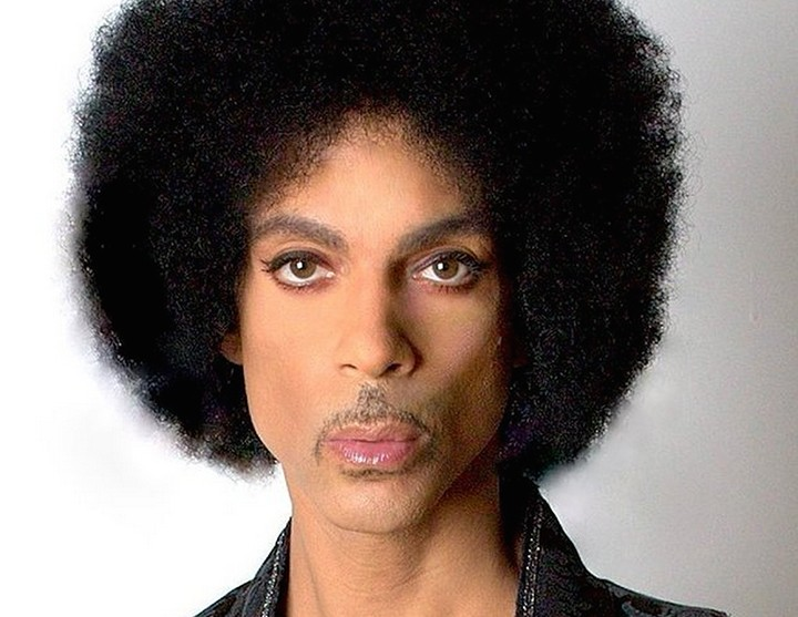 Prince's 2016 passport photo