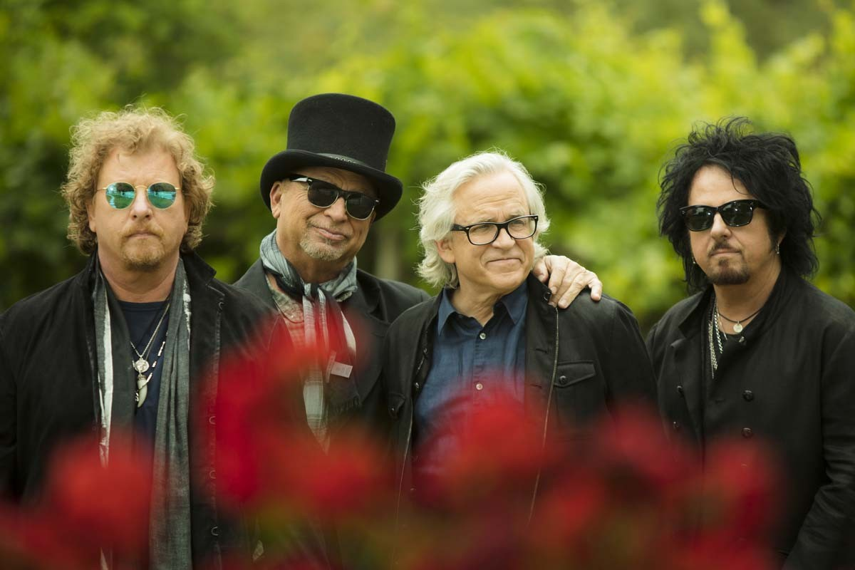 Toto is coming to Orlando this October | Blogs