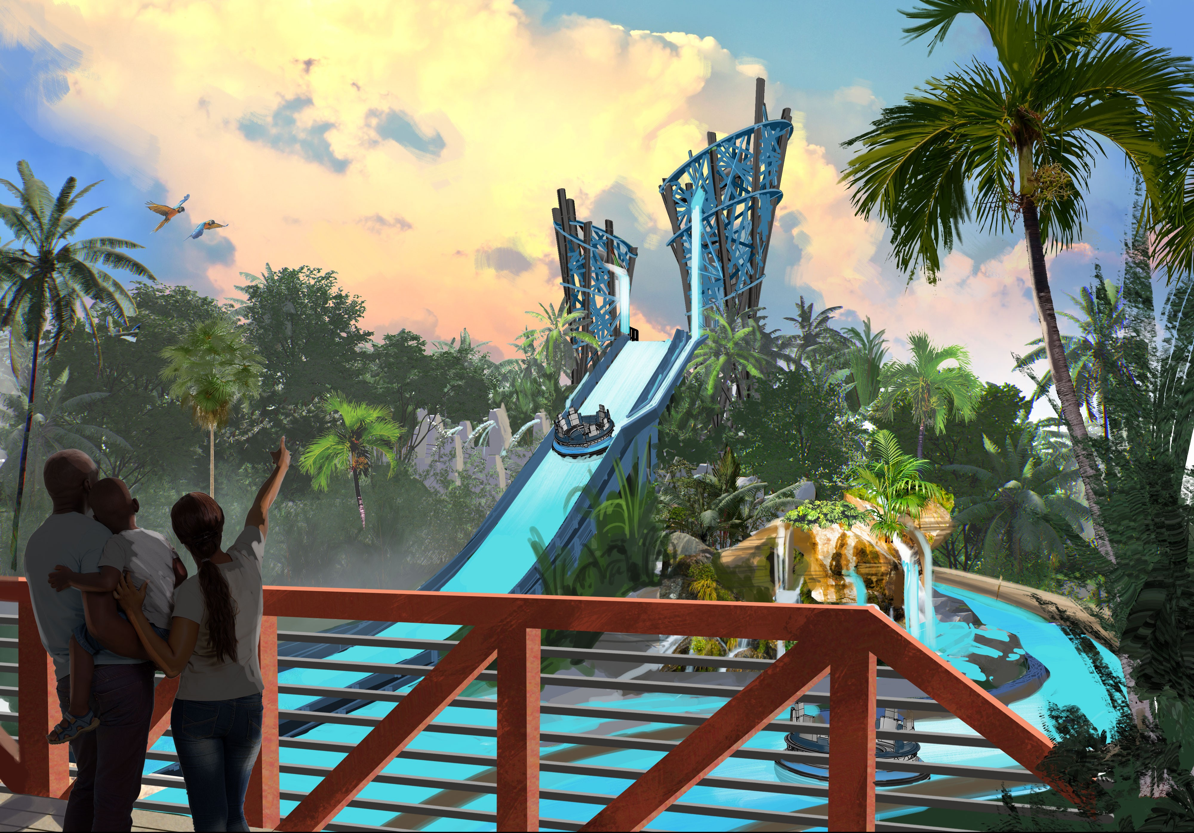 SeaWorld goes all in with new high-tech raft ride but will