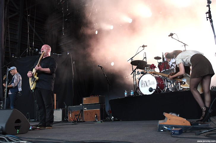 Pixies at MidFlorida Credit Union Amphitheatre - JEN CRAY