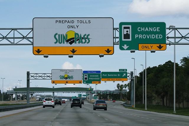 Florida's SunPass toll system works to catch up on millions