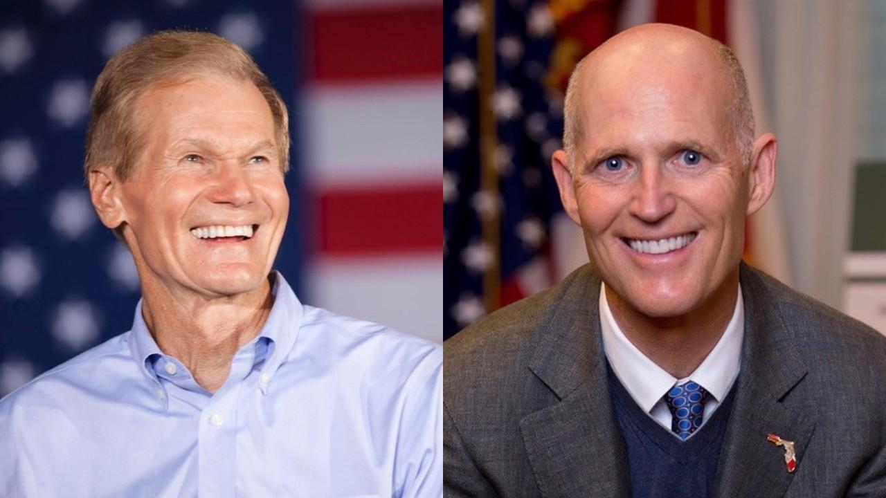 Florida Senate race between Rick Scott, Bill Nelson could face recount foto