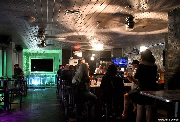 Sky bar at Stonewall - JEN CRAY