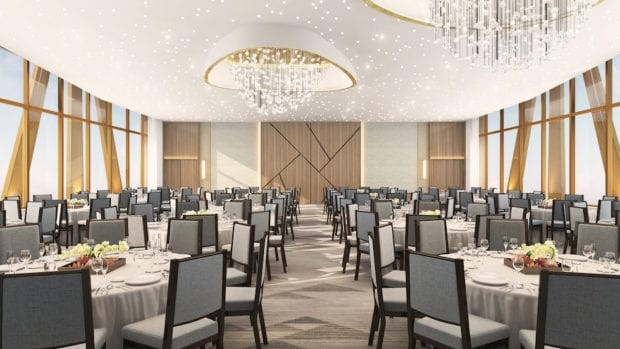 Marriott confirms new hotel tower 'The Cove' is headed to