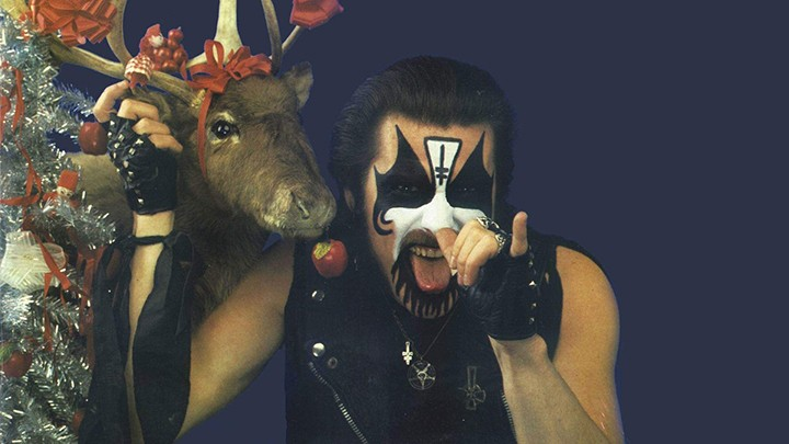 "KING DIAMOND, ""NO PRESENTS FOR CHRISTMAS"" SINGLE/ROADRUNNER RECORDS"