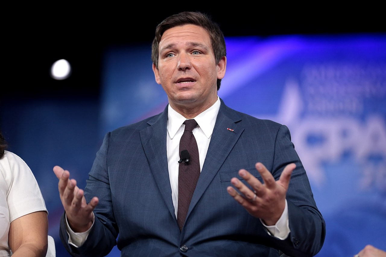 Desantis Replacing Sheriff Scott Israel Over Parkland
