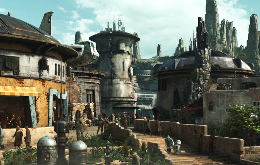 Disney's new Star Wars land will likely be getting the world's