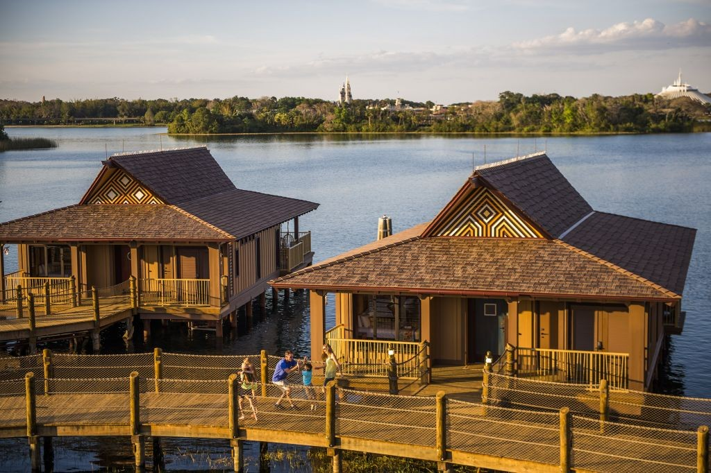 More 3 000 A Night Bungalows Coming To Walt Disney S