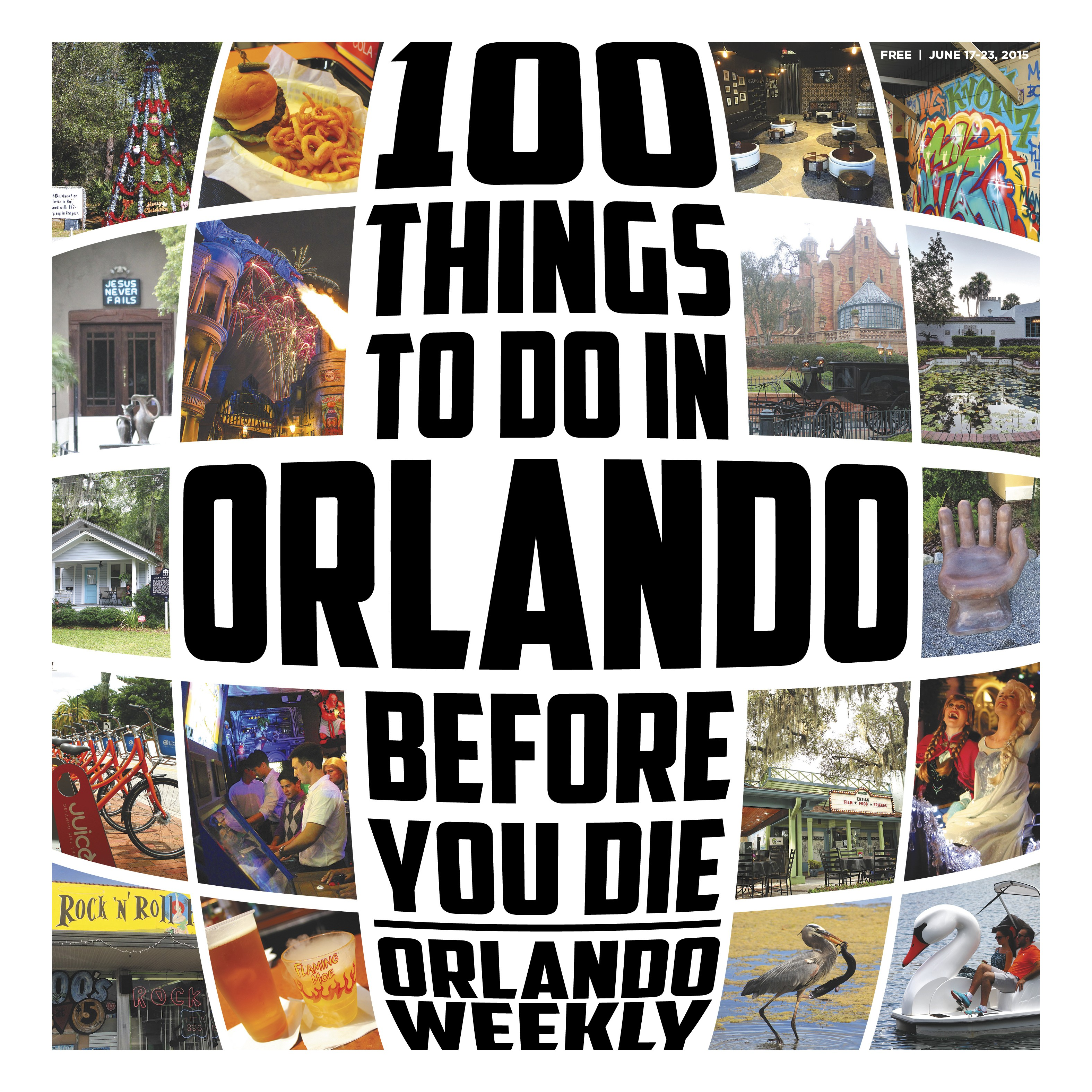 100 Things To Do In Orlando Before You Die (updated For
