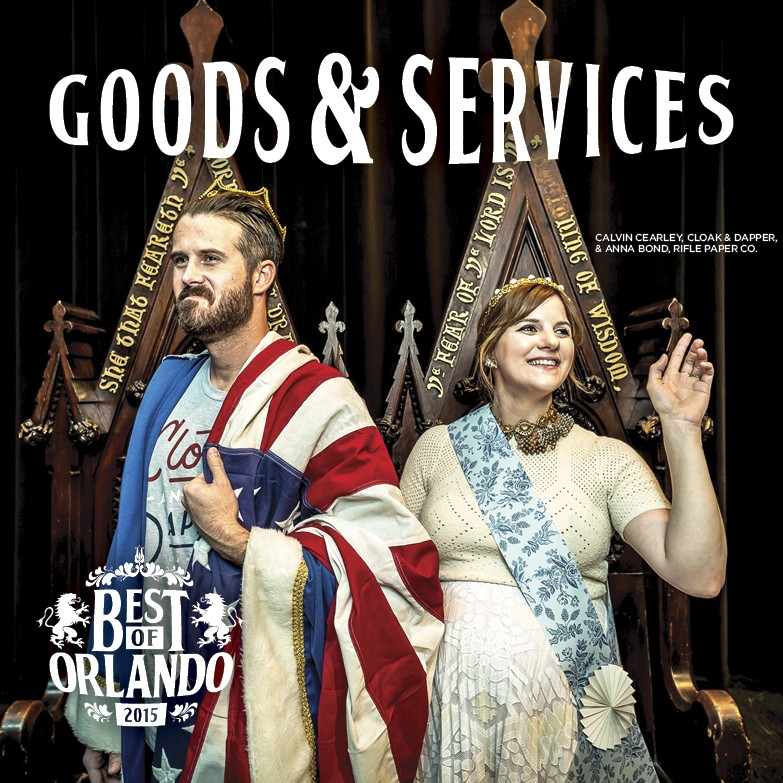 Goods & Services