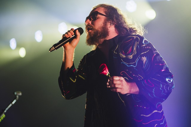 My Morning Jacket at Hard Rock Live - JAMES DECHERT