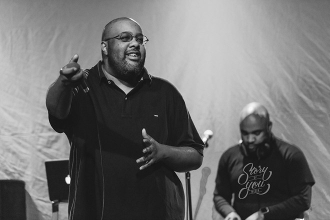 Blackalicious at the Social - PHOTO BY STORY OF YOU MEDIA
