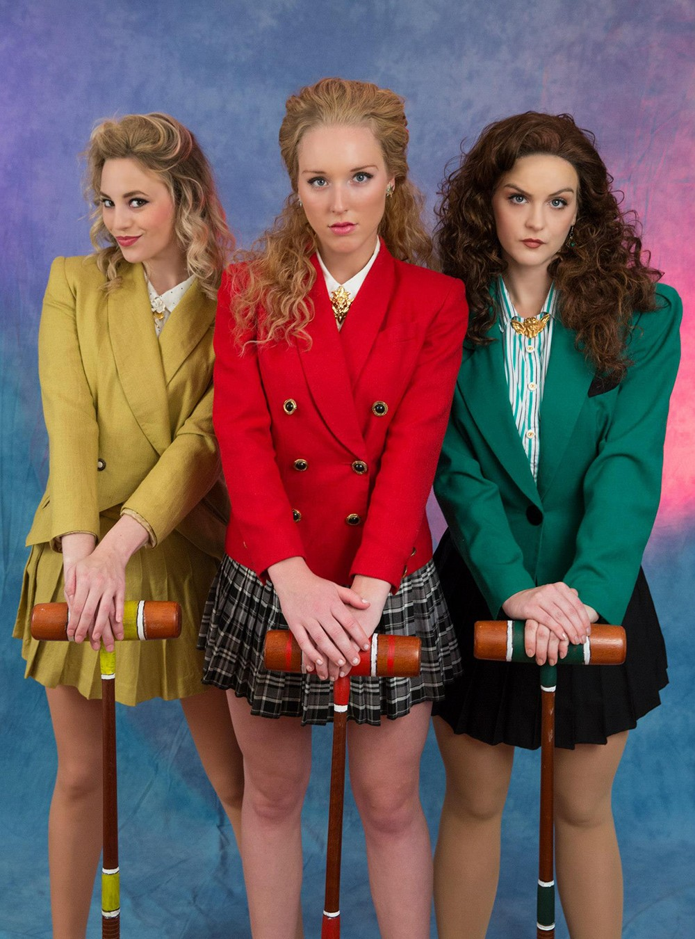 """Gen Y's production of """"Heathers: The Musical"""" is mostly ..."""