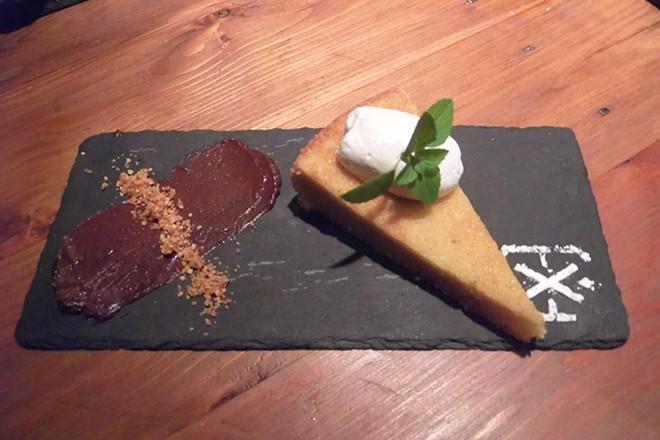 Txokos Cake - BREANNA MCCOLLUM