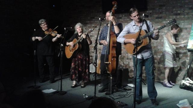 The Gatorbone Band at the Timucua Arts White House