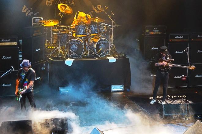 Motörhead at House of Blues - JIM LEATHERMAN