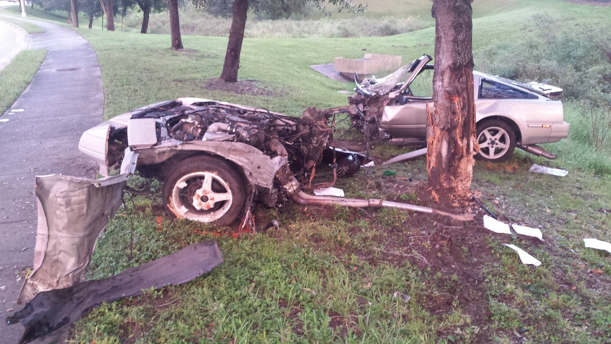 Cypress Car Crash
